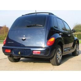 ATTELAGE CHRYSLER PT Cruiser Cabriolet 2000- - RDSOH demontable sans outil - attache remorque GDW-BOISNIER