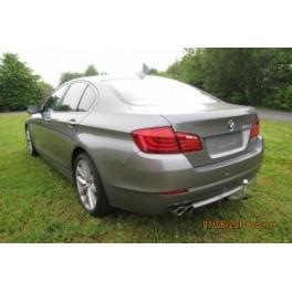 ATTELAGE BMW Serie 5 2010- - Col de cygne - attache remorque GDW-BOISNIER