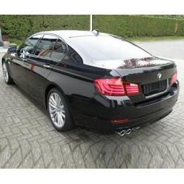 ATTELAGE BMW SERIE 5 2010- ( F10) - RDSOH demontable sans outil - attache remorque GDW-BOISNIER