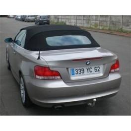 ATTELAGE BMW Serie 1 Cabriolet - depuis 03/2008 - Col de cygne - attache remorque ATNOR