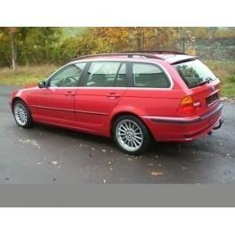 ATTELAGE BMW Serie 3 Break 1998- 2005 (E46) - Col de cygne - attache remorque GDW-BOISNIER