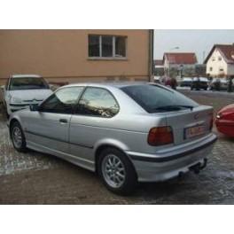 ATTELAGE BMW Serie 3 Compact 1994-2001 (E36) - RDSOH demontable sans outil - attache remorque GDW-BOISNI