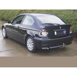 ATTELAGE BMW SERIE 3 COMPACT 2001-2005 ( E46) - Col de cygne - attache remorque GDW-BOISNIER
