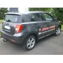 ATTELAGE Toyota Urban Cruiser 2009- (4WD (P115) - RDSOH demontable sans outil - GDW