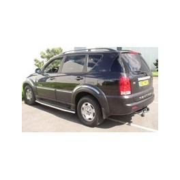 ATTELAGE SSANGYONG KYRON - attache remorque ATNOR