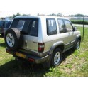ATTELAGE OPEL MONTEREY LONG+COURT 02/1993- - attache remorque ATNOR