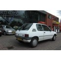 ATTELAGE PEUGEOT 205 berline 02/1983- - attache remorque ATNOR