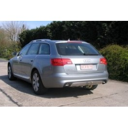 ATTELAGE AUDI A6 Quattro All Road 2006- - RDSOH demontable sans outil - attache remorque GDW-BOISNIER
