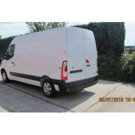 ATTELAGE RENAULT Master III traction 2010- ROTULE EQUERRE - fabriquant GDW-BOISNIER