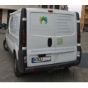 ATTELAGE RENAULT TRAFIC 2001-2006 - Rotule equerre