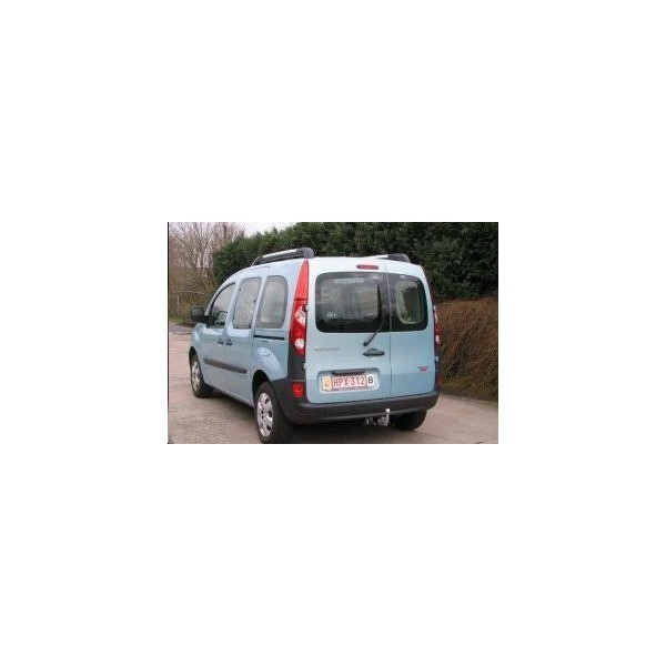 attelage renault kangoo ii 2008 fabriquant gdw boisnier. Black Bedroom Furniture Sets. Home Design Ideas