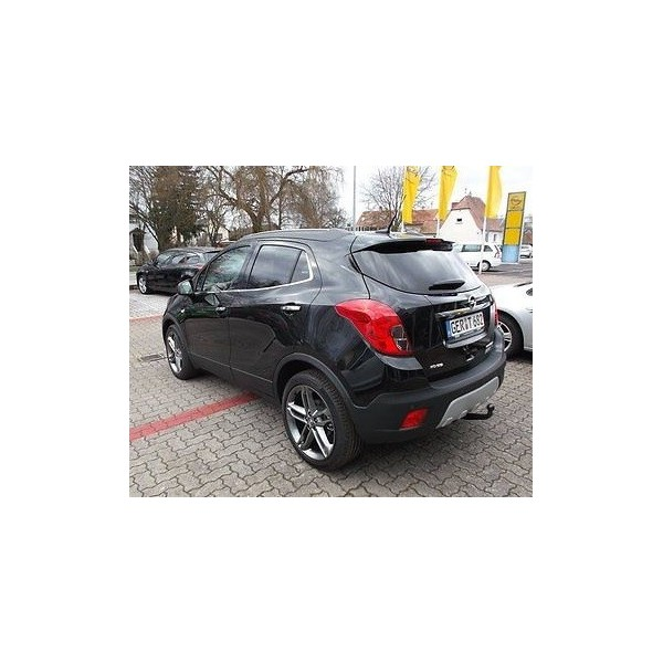 attelage opel mokka 2012 col de cygne attache remorque gdw boisnier attelage discount. Black Bedroom Furniture Sets. Home Design Ideas