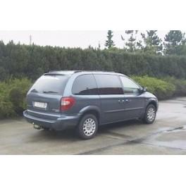 ATTELAGE Chrysler grand voyager 2001-2007 (sauf 4x4 et 7 places) - RDSOH demontable sans outil - attache remorque GDW-BOISNIE