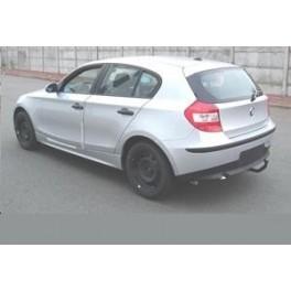 ATTELAGE BMW SERIE 1 2007-2011 (3 Portes) - Col de cygne - attache remorque GDW-BOISNIER