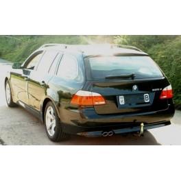 ATTELAGE BMW Serie 5 Break 2004-2010 (E61) (Sauf M5) - RDSOH demontable sans outil - attache remorque GDW
