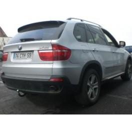 ATTELAGE BMW X5 2007- (E70) - RDSO demontable sans outil - attache remorque GDW-BOISNIER