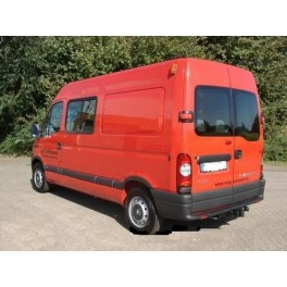 ATTELAGE NISSAN INTERSTAR FOURGON COURT+MOY+LONG 12/1997 - attache remorque