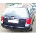 ATTELAGE Volkswagen Passat syncro break 1998-2005 - RDSOH demontable sans outil - attache remorque GDW-BOISNIER