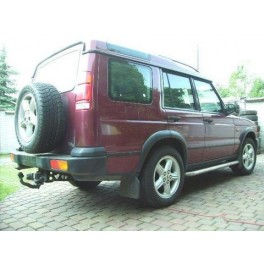 ATTELAGE ROVER LAND DISCOVERY 03/1999- - attache remorque ATNOR