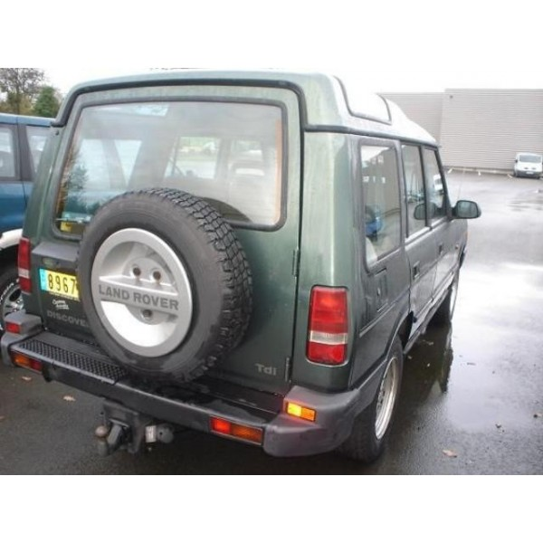 Attelage Land Rover Discovery 1999 2004: ATTELAGE LAND ROVER Discovery II