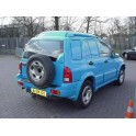 ATTELAGE SUZUKI GRAND VITARA 09/2005 +CABRIO COL DE CYGNE - attache remorque AT