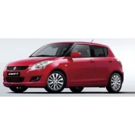ATTELAGE SUZUKI SWIFT 2010- - COL DE CYGNE - attache remorque ATNOR
