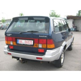 ATTELAGE SSANGYONG MUSSO 11/1995 - Rotule equerre - attache remorque ATNOR
