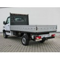 ATTELAGE VOLKSWAGEN CRAFTER CHASSIS CABINE 2006- - Rotule equerre - attache remorque GDW-BOISNIER