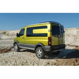 ATTELAGE VOLKSWAGEN CRAFTER CHASSIS CABINE 06/2006- OPTION FR - fabriquant ATNO