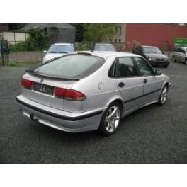 ATTELAGE SAAB 9.3 + cabrio 1998- 2002 - fabriquant GDW-BOISNIER
