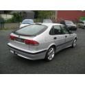 ATTELAGE SAAB 9.3 + cabrio 1998- 2002 - RDSOH demontable sans outil - fabriquant GDW-BOISNIER