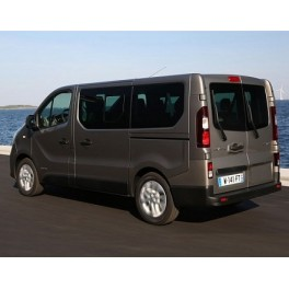 ATTELAGE RENAULT TRAFIC 2014- - Rotule equerre