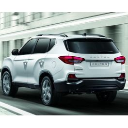 ATTELAGE SSANGYONG REXTON II 10/2017- (YK) - RDSO demontable sans outil - fabriquant GDW-BOISNIER