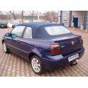 ATTELAGE VOLKSWAGEN Golf 4 Cabriolet 1999-2002 - RDSOH demontable sans outil - attache remorque GDW-BOISNIER
