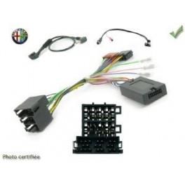 COMMANDE VOLANT CHRYSLER 300S 2012- - Pour Pioneer complet avec interface specifique